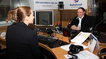 Host Radiožurnálu